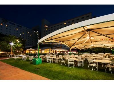【ホテル日航成田】食べ放題&飲み放題のバーベキュー「真夏のBBQ×BEER LAND」開催