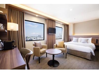 【川崎日航ホテル】2017年10月1日(日)に客室最上階20階をリニューアルオープン
