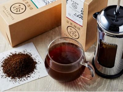 【ホテル日航成田】珈琲なのに日本茶「京茶珈琲(きょうちゃこーひー)」販売