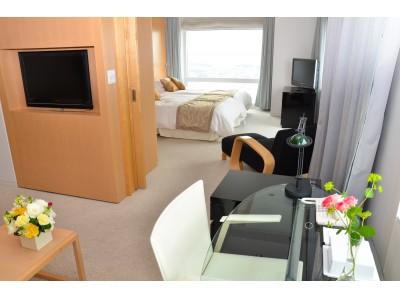 【ホテル日航新潟】開業15周年、15万円で泊まるエグゼクティブスイートスペシャルプランを販売