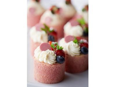 【ホテル日航大分 オアシスタワー】ルビーカカオ豆から生まれる奇跡のルビーチョコレートを使用した新作ケーキ「ルビー」 2月1日(金) 新発売!