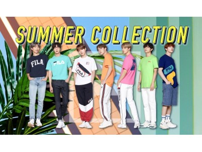 FILA「Summer Collection」発売!!