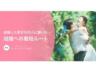 【結婚】未婚・既婚に聞いて分かった「結婚への最短ルート」を大発表!