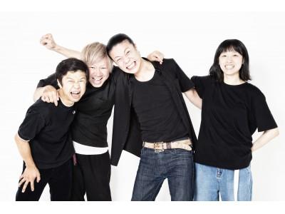 "BUGY CRAXONE ""日本でがんばるみんなに捧げる!""ニューアルバムを10月17日にリリース!レコ発記念ワンマンライブも発表!"