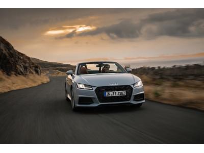 新型Audi TT、欧州で受注開始