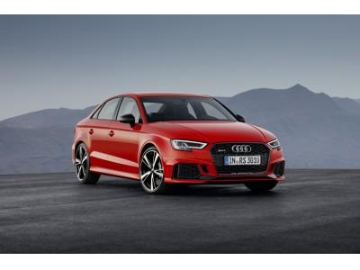 コンパクトカーのトップアスリート Audi RS 3 Sedanを日本に導入