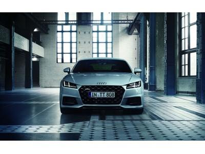 限定モデル Audi TT 20 years を発売