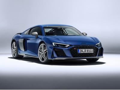 新型Audi R8 Coupe / Spyderを発売