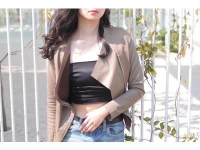 【andu amet】素肌でいるより心地よい 一枚革/超軽量400gのサマー・レザージャケットに新色発売!