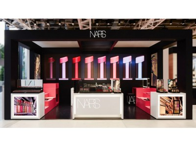 NARS(ナーズ)が「Beauty Square (資生堂ビューティ・スクエア)」に出店。