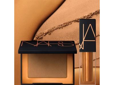 ゴールドの艶めきが美しい「NARS ミニ ラグナ リップ&チークデュオ」が登場!