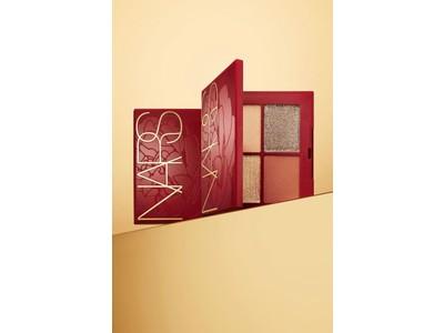 新年限定の赤パッケージにフラワープリント「NARS ルナー ニューイヤー コレクション」が登場!