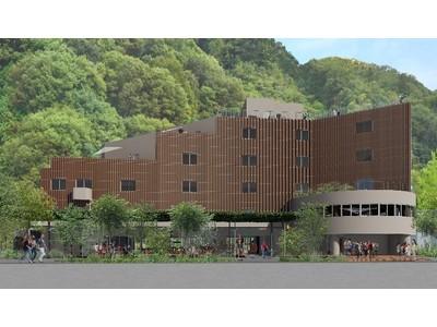 高尾山口駅前体験型ホテル「タカオネ」7月17日(土)開業決定!