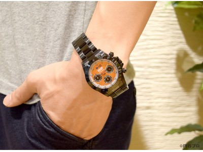 「ウルトラマン」「ウルトラセブン」の二作品よりクロノグラフ腕時計が登場!「科学…