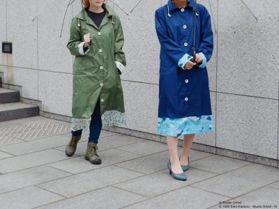 スタジオジブリ作品グッズショップ 「どんぐり共和国」雨の日も楽しく過ごせる大人かわいいレイングッズが登場!2020年7月より新発売!