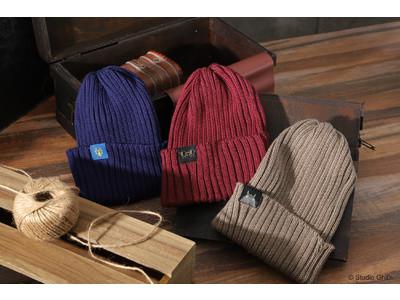スタジオジブリ作品の大人のアメカジブランド『GBL』よりイギリスの老舗ニットメーカー「HIGHLAND2000」とコラボしたコットンニット帽子を2021年10月中旬より発売