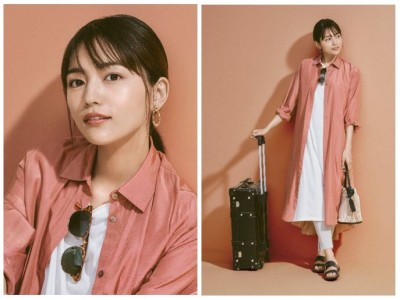 Qoo10特集 「May Style with川口春奈」OPEN「キレイになろう。今だから。」