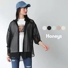 【ファッション新店オープン情報】 Qoo10に、顧客満足No1ファッション 「Honeys(ハニーズ)」公式が出店!