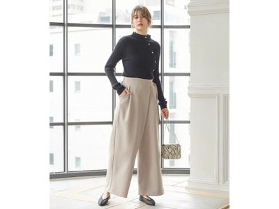 【ファッション新店オープン情報 #12】神戸発の上品でクオリティの高いプチプラファッションブランド「KOBE LETTUCE」公式がオープン!
