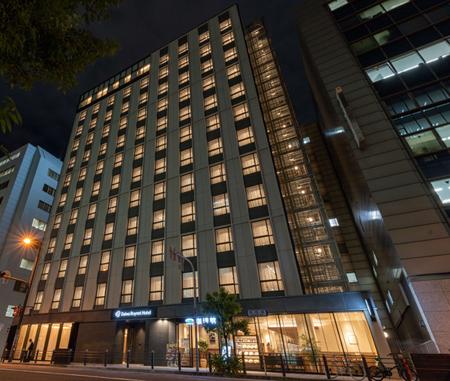 「ダイワロイネットホテル大阪堺筋本町」オープン(ニュースレター)