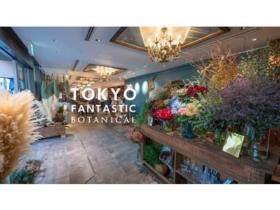 10/22(金)まもなくオープン!TOKYO FANTASTIC ボタニカル店、オープン記念オリジナルトランプカード数量限定でプレゼント!