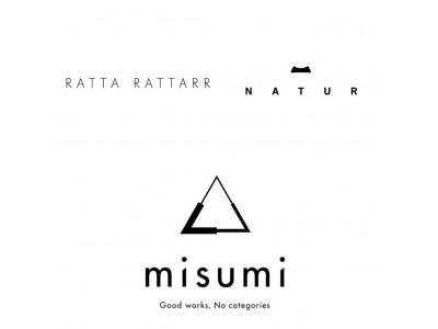 RATTA RATTARRが松本パルコにポップアップストアをオープン