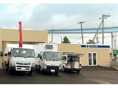 【オリックス自動車】大阪港に「オリックストラックレンタル」を開設