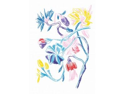 花のテーマにオマージュを捧げる一年
