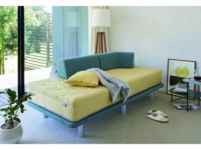 シモンズから 一日中使えるベッド「ポケットダブルス」誕生
