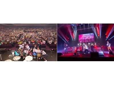 「MTV LIVE MATCH」第三弾開催!でんぱ組.incとKEYTALKが熱いステージを展開!イベントの模様は3月31日(土)22:30より放送