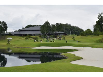 <中京ゴルフ倶楽部 石野コース>  『2018 トヨタジュニアゴルフワールドカ…