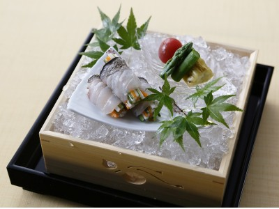 """【大阪マリオット都ホテル】ZK8月""""太刀魚""""と""""熊野牛""""を贅沢なコース仕立てで"""