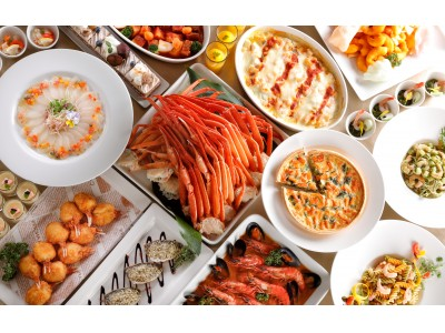 シェラトン都ホテル大阪「Crab & Seafood Festival ~海老・蟹フェスティバル~」開催