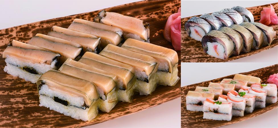 志摩観光ホテル 和食総料理長 塚原巨司 監修  ~三重・伊勢志摩、季節のお寿司~「ついたちすし」を9月より販売開始いたします