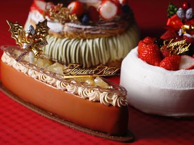 【大阪マリオット都ホテル】2020年クリスマスケーキの予約販売を開始