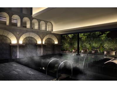 【ウェスティン都ホテル京都】2021年4月6日(火)グランドリニューアル 天然温泉を利用したスパ施設SPA「華頂」が新規オープン
