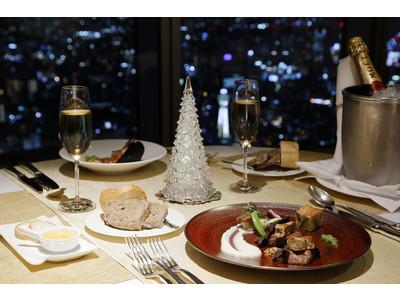 ご参考【大阪マリオット都ホテル】2021年クリスマスを彩る特別プランが登場