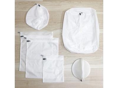 暮らしにやさしい洗濯をコンセプトにした新タイプの洗濯用品『フランドリー・洗濯ネット』全6商品を発売