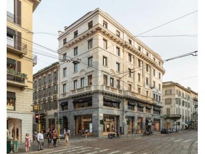 ミラノ中心街にBALLY初の旗艦店「Bally Haus」がオープン