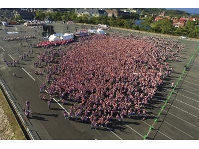 いよいよ10/8(日)開催間近!3,872人超えで目指せ!ギネス世界記録(R)達成!「ウォーリーの仮装をした最多人数」
