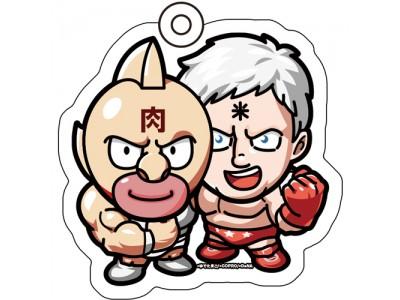 【キン肉マン 友情の40周年展】「開催概要」公開発表会およびノベルティグッズ配布を決定!