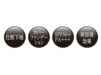 【プロ級COVER】 大人の肌悩みはハイカバー クッション ファンデで解決!!