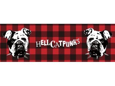 ガールズパンクアパレルブランド「HELLCATPUNKS」、世界135ヶ国に販売実績のある海外ECプラットフォーム「ZENMARKETPLACE」で海外販売開始