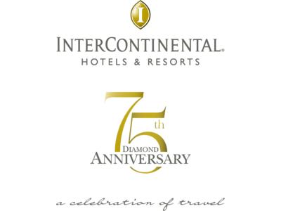 世界最大級のラグジュアリーホテルブランド「インターコンチネンタル(R)ホテルズ&リゾーツ」誕生75周年