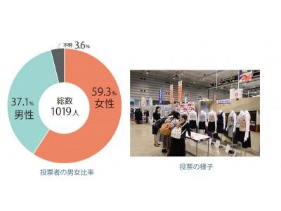 """一般市民1000人が選ぶ""""病院向け事務服"""" の人気投票を実施"""