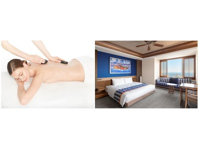 神戸を代表する日本初の歴史あるホテルと、癒しのスパでエネルギーチャージ。ホテル最上階ダイニングで楽しむ眺望と美食、スパトリートメントで五感を癒し、心と身体を解き放つ宿泊プランを期間限定発売。