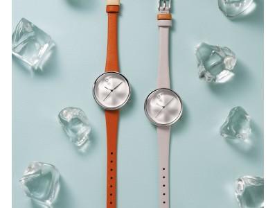 デザインウォッチ・ブランド「TACS(タックス)」から、「つらら(氷柱)」をコンセプトにした腕時計の新商品「ICICLE(アイシクル)」が登場!