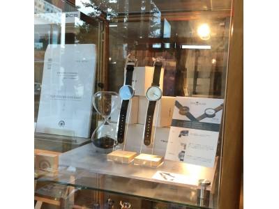 代官山蔦屋書店にて、TACS(タックス)のスペシャルPOPUPフェアを開催中。
