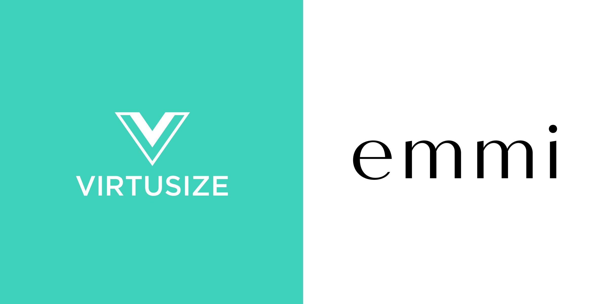 オンライン試着の「バーチャサイズ」、マッシュスタイルラボの 「emmi(エミ)」公式通販サイトに提供開始