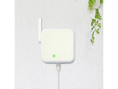 LTE-M通信でクラウドに簡単接続!LTE-M CO2センサー新発売